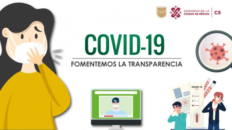 Transparencia en tiempos de COVID-19