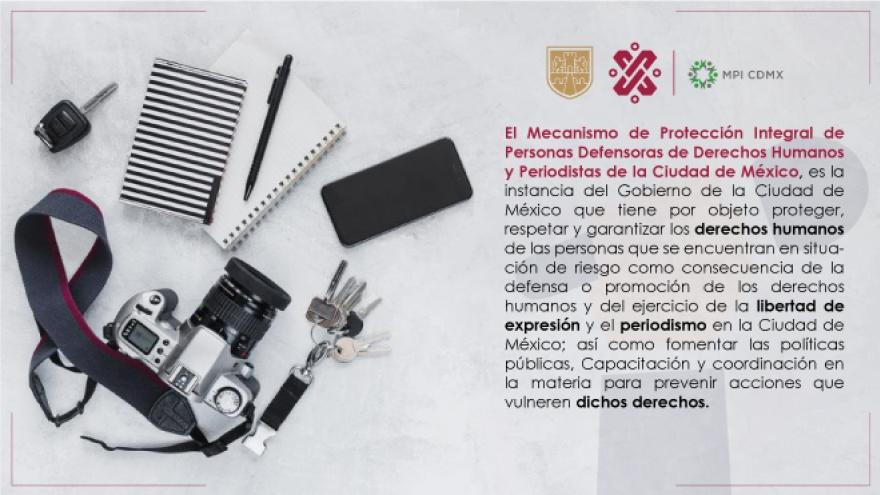 Mecanismo de Protección Integral de Personas Defensoras de Derechos